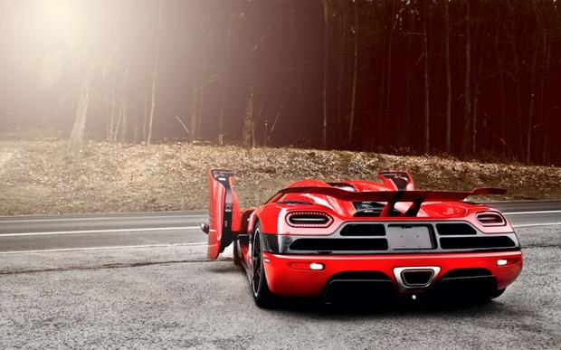 3. Koenigsegg Agera R   Top 10 Fastest Cars In The World   Pictures   CBS  News