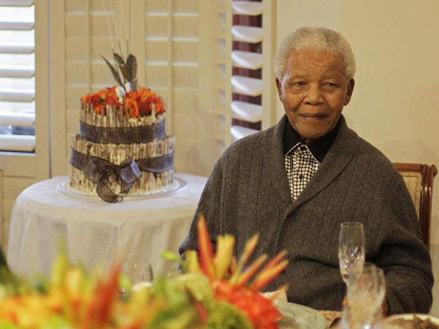Nelson Mandela's 94th birthday celebration
