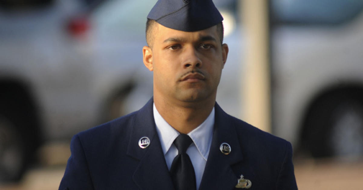 Air Force Instructor Sentenced To 20 Years CBS News