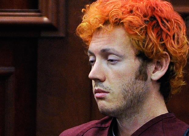 The Colorado massacre suspect