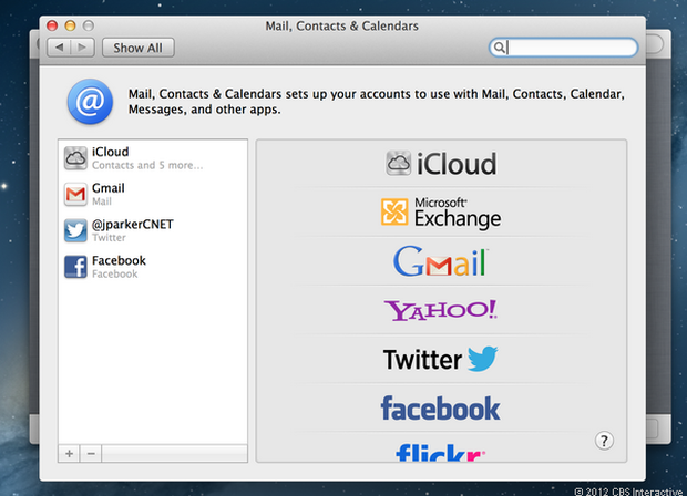 First Look: Mac OS X Mountain Lion