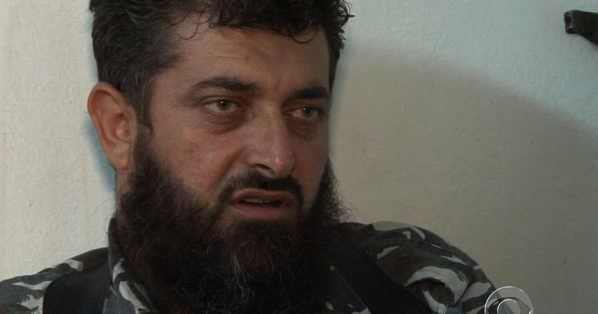 Syria rebel leader says his men are ready to take on Assad ...