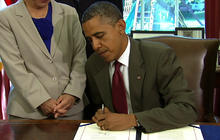 Obama signs U.S.-Israel cooperation bill