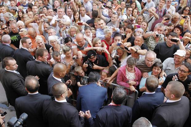 Political Hot Shots: July 30