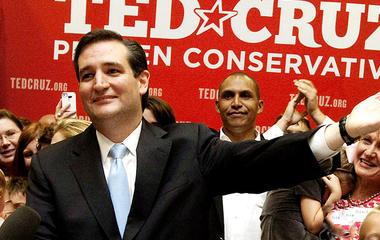 Tea Party scores big victory in Texas