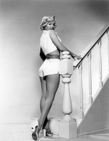 Marilyn Monroe: Fashion icon