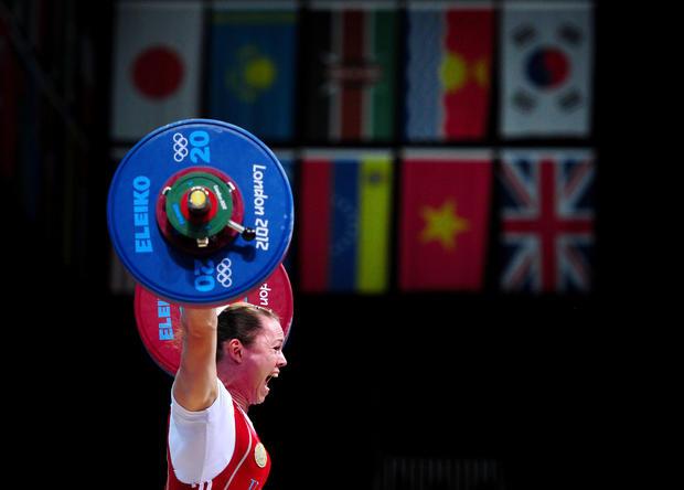 London Olympics: Aug. 1, 2012