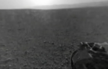 Curiosity sends first images of Mars