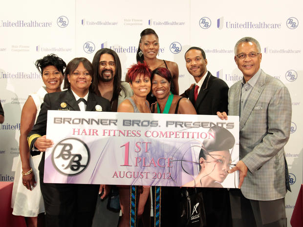 "Third annual ""Hair Fitness"" contest promotes exercise"