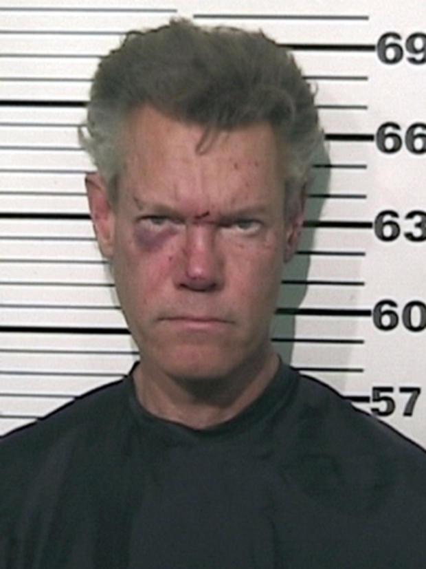 Randy Travis charged with DWI in Texas - CBS News