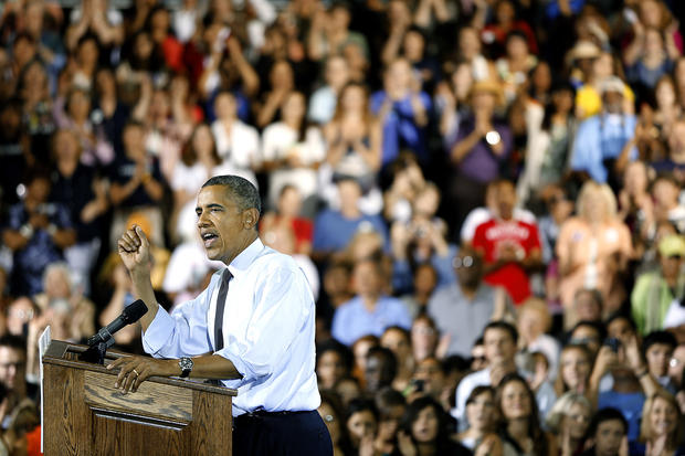 Obama, Romney travel to swing states