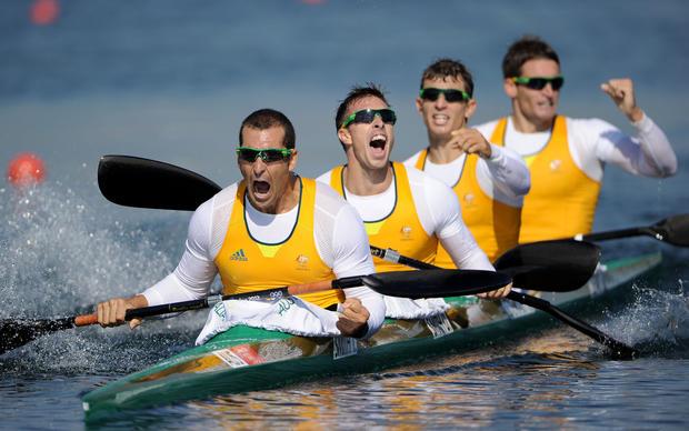 London Olympics: Aug. 9, 2012