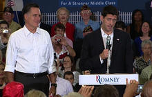 Ryan assumes role as Romney's attack dog