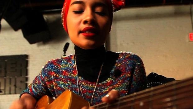Singer-songwriter Yuna