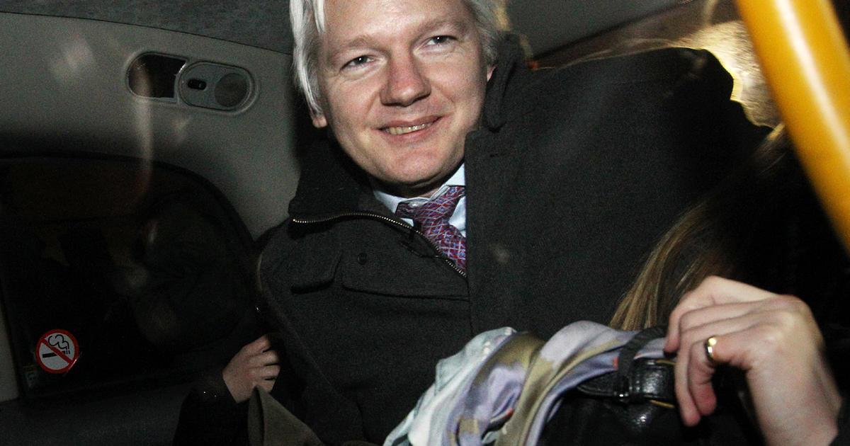 Julian Assange granted political asylum in Ecuador
