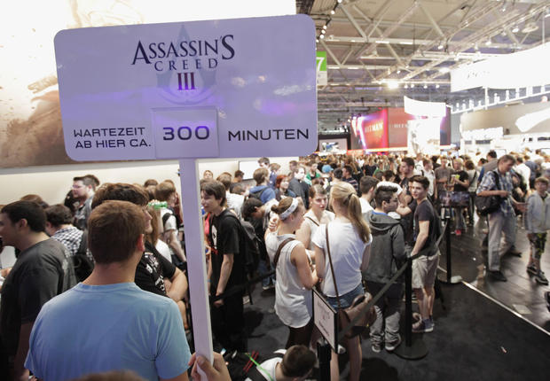 Gamescom 2012 gaming convention