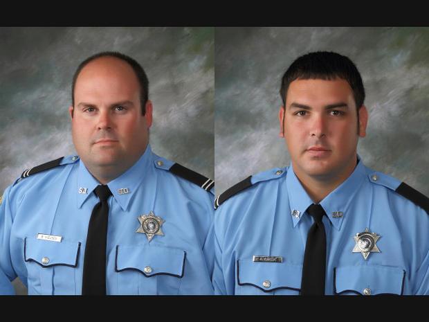 2 La. deputies killed in ambush west of New Orleans