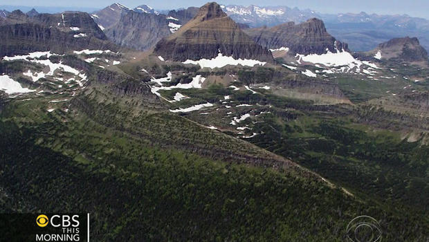 Montana's Glacier National Park