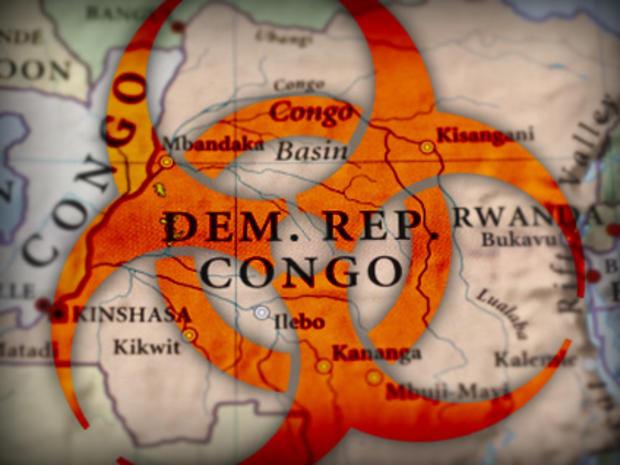 Democratic Republic of Congo Ebola