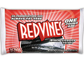 red vines black licorice recall lead