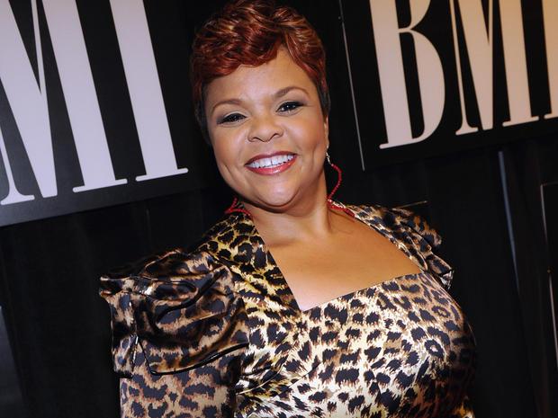 57431cd08b2 Tamela Mann recalls getting advice from Whitney Houston for