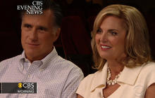 Ann Romney opens up about breast cancer, miscarriages