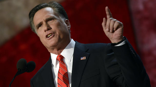 "Romney: ""Hope and change had a powerful appeal"""