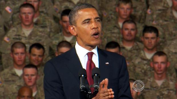 Obama marks Iraq pullout anniversary