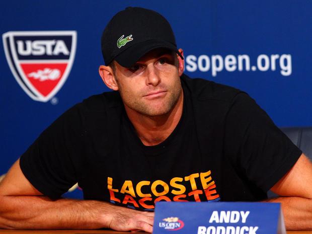 7eb136b1afbda2 Andy Roddick - Photo 5 - Pictures - CBS News