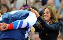 Royals at the Paralympic Games