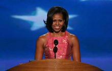 Michelle Obama's Democratic National Convention speech