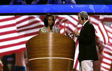 First Lady's night at the DNC