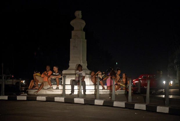 Blackout in Cuba effects millions