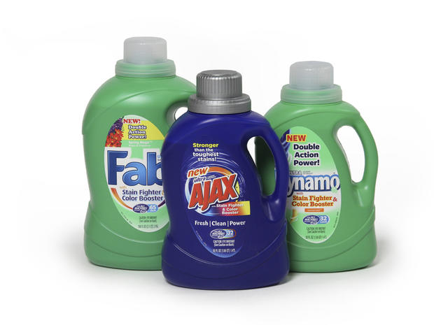 Ewg S Hall Of Shame Toxic Household Cleaners Photo 1 Pictures Cbs News