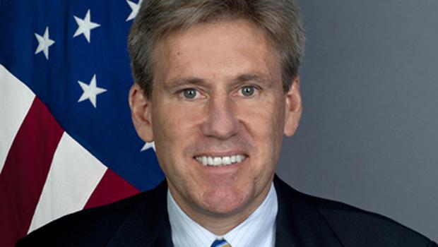 J. Christopher Stevens, U.S. Ambassador to Libya