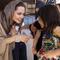 Angelina Jolie's humanitarian work