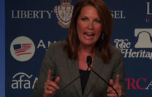 "Bachmann: Obama ""most dangerous president"" on foreign policy"