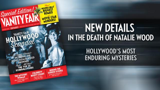 """48 Hours"" Presents Vanity Fair: Hollywood Scandal"