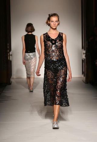 London Fashion Week 2012