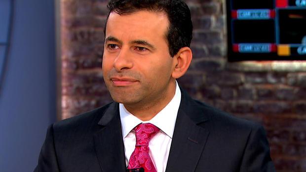 """Dr. Mark Makary on """"CBS This Morning."""""""
