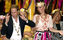 Kate, Will win court battle, visit tiny Polynesian island