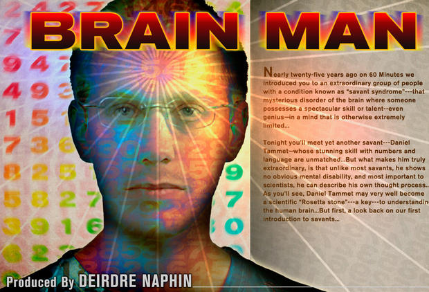 Brain man beautiful minds on 60 minutes pictures cbs news brain man beautiful minds on 60 minutes pictures cbs news thecheapjerseys Gallery