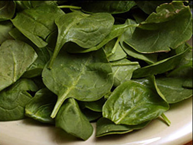 spinach, stock