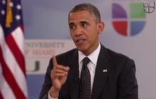 "Obama on ""47 %"": Maybe Romney hasn't ""gotten around"""