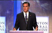 "Romney talks about ""Prosperity Pacts"" at CGI"
