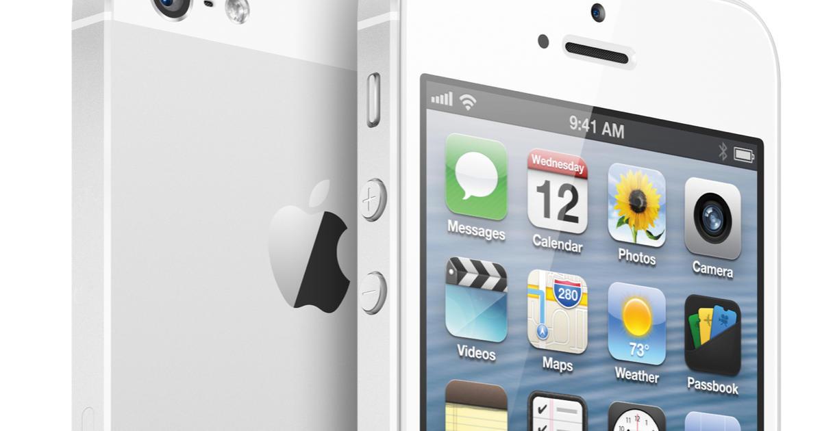 Apple website reveals unlocked iPhone 5 price