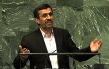 Ahmadinejad condemns campaign spending