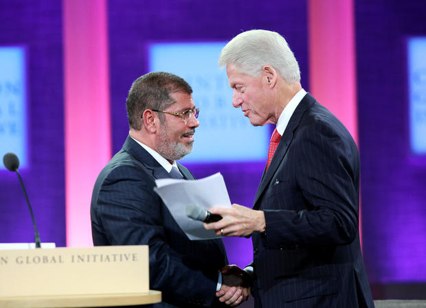 Clinton Global Initiative 2012