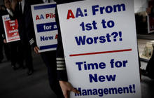 "AA spokesman: ""We sincerely apologize"""