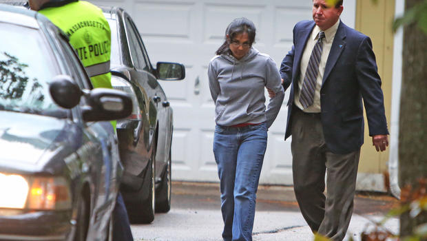 Annie Dookhan, chemist at Mass. crime lab, arrested for allegedly ...